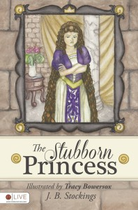 Cover of The Stubborn Princess